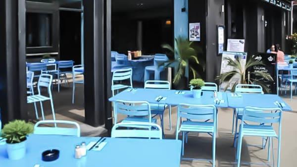 terrasse - El Café, Ixelles