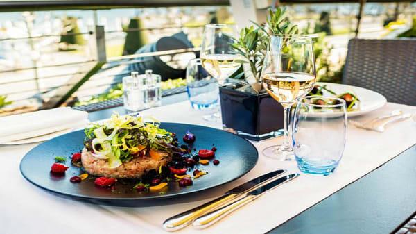 Il Vero Fairmont Grand Hotel Geneva In Geneve Restaurant Reviews Menu And Prices Thefork