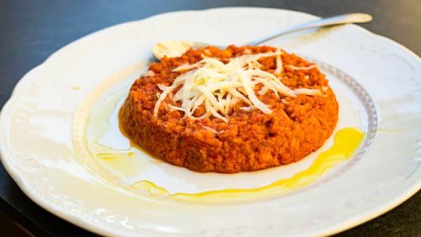 Suggerimento dello chef - Borgo Casa Al Vento, Gaiole In Chianti