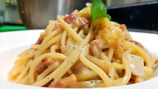 Suggerimento dello chef - Il Maritozzo Rosso - Trastevere, Roma