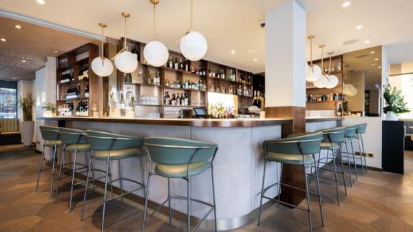 Salle du restaurant - Amélie Restaurant Paris, Paris