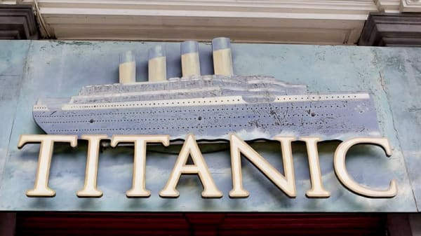 deventure - Titanic, Brussels