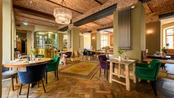 Renthof Restaurant mit offener Küche  - Renthof, Kassel