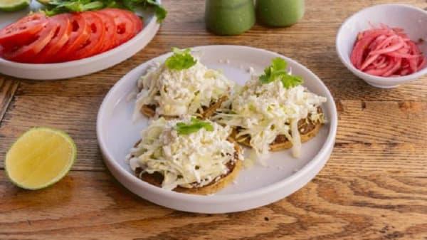 Sugerencia del chef - El Aserrin, Ciudad de México