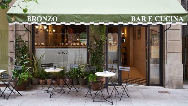 Terraza - Bronzo Bar e Cucina - Born, Barcelona