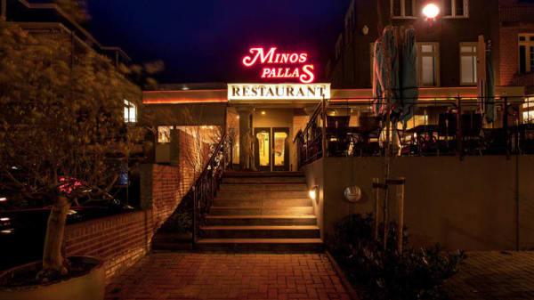 Ingang - Grieks Restaurant Minos Pallas, Nieuwegein