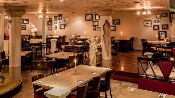Het restaurant - Grieks Restaurant Minos Pallas, Nieuwegein