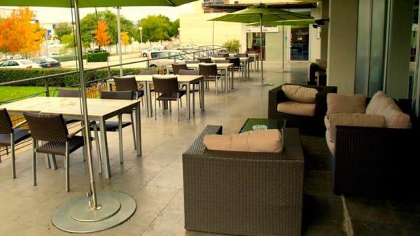 Vista terraza - La Gran Olla, Granollers