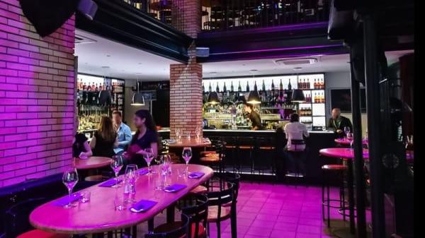 Salle du restaurant - La Bodega, Bordeaux