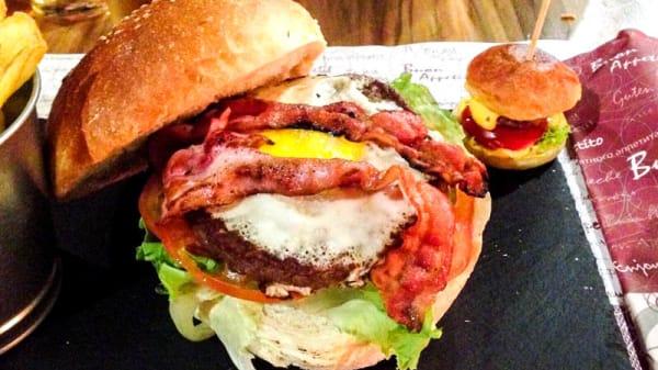 Burger - PUBurger, Aosta