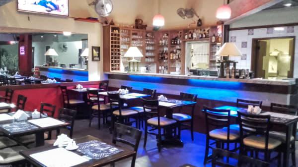sala do restaurante - Why Comida de Boteco, São Paulo