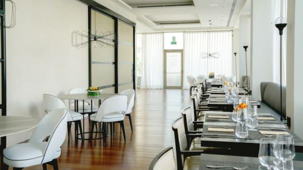Restaurante LAND - Restaurante LAND / SKY BAR - Hotel MiM Sitges, Sitges