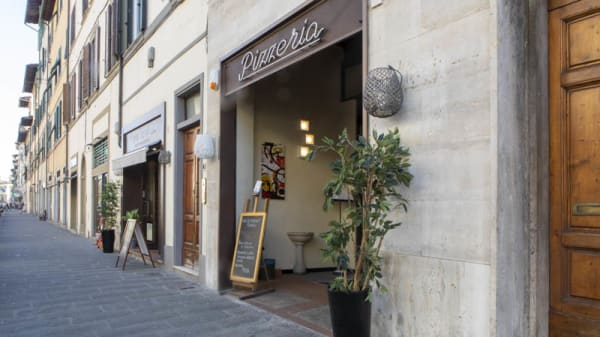 Entrata - Sapienti & Crociani, Firenze