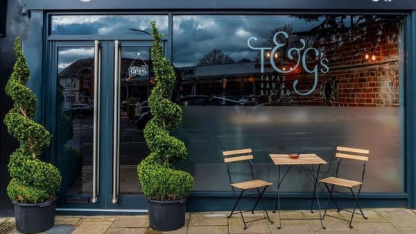 T&G's Tapas Bar & Bistro, Loughton