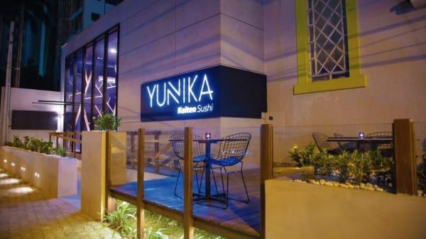 Yanika1 - Yunika Kaiten Sushi, Recife