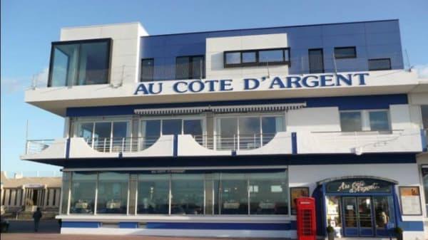 Entrée - Au Côte d'Argent, Calais