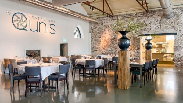 Restaurant - Restaurant Bij Qunis, Lijnden