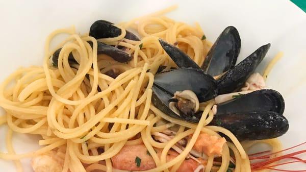 Suggerimento dello chef - Ristorante La Sciabola, Carrara