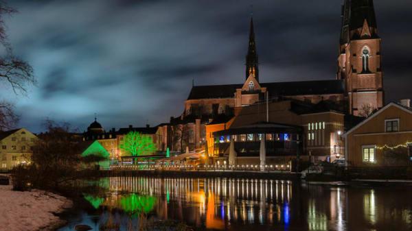 Uppsala Domkyrka - Domtrappkällaren, Uppsala
