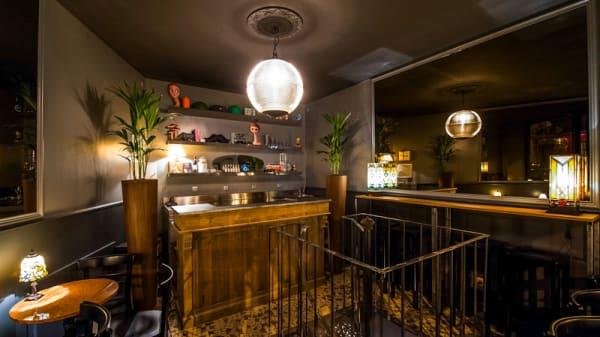 Salle - Sparks wine bar, Paris