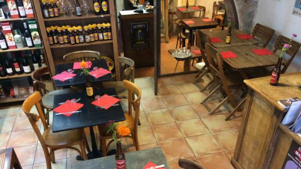 Salle restaurant - Le Clan des Cigales, Marseille