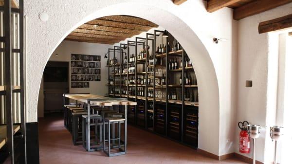 Casa del vino Ticino, Morbio Inferiore