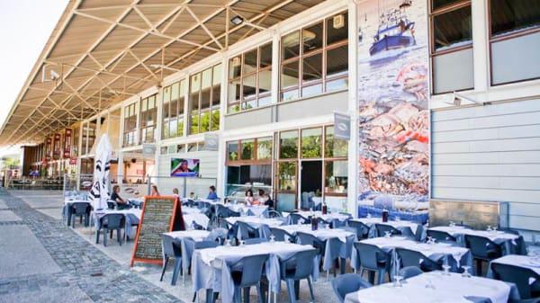 Exterior - Peixaria, Lisboa