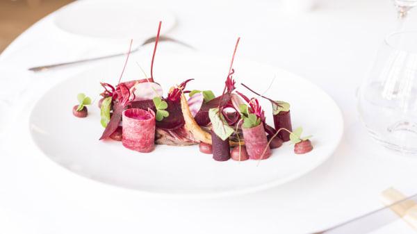 Suggestion de plat - La Table du 11, Versailles