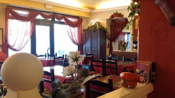Vista sala - Pizzeria Trattoria ai Veneziani, Mogliano Veneto