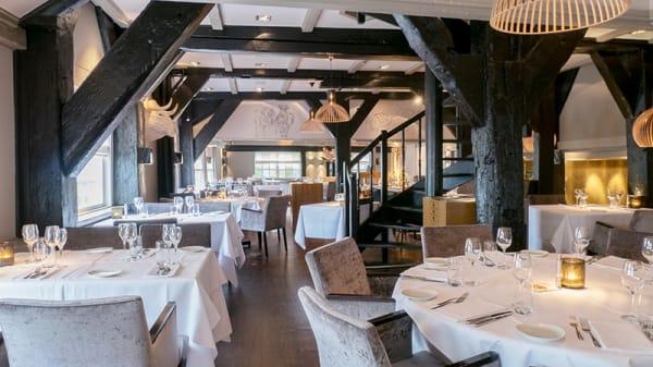 Het restaurant - De Jonge Dikkert, Amstelveen
