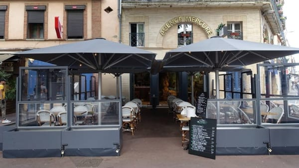 Terrasse - Les Thermes, Toulouse