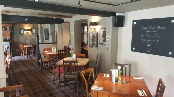 Restaurant - The Three Jolly Wheelers, Woodford Green