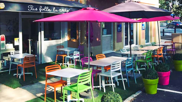 Restaurant - Pas folle la crêp', Roquefort-les-Pins