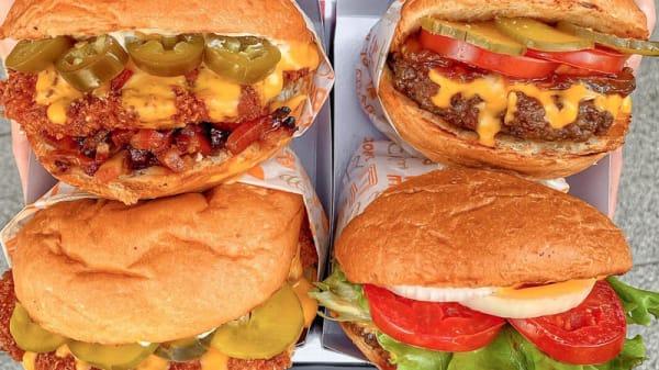 Hamburguesas - Burger Shack, Madrid