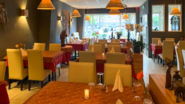 Restaurant - Indrapura, Rijswijk