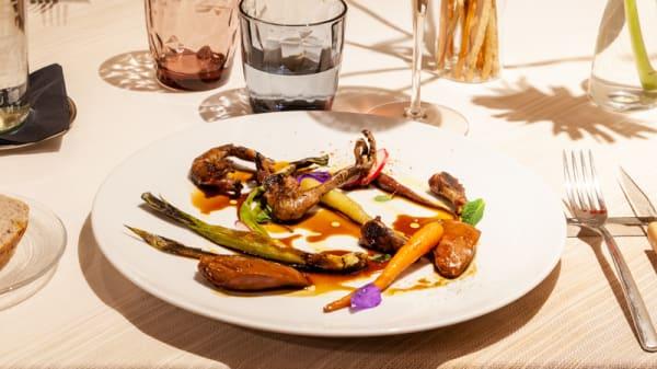 Suggerimento dello chef - Essencia Restaurant, Napoli