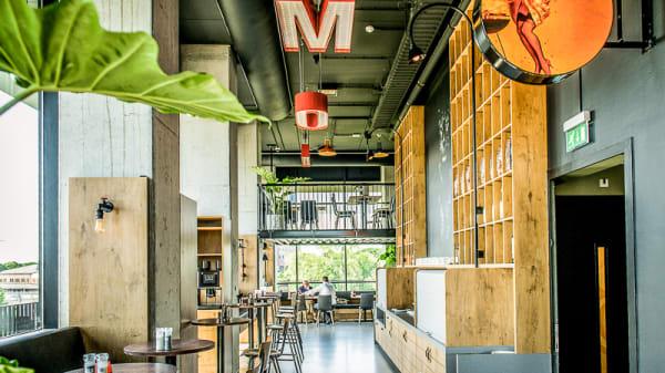 Het restaurant - Chef's! Food & Drinks, Groningen