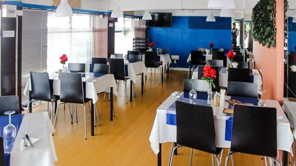 Vista sala - Heritage Pizza & Café, Lisboa