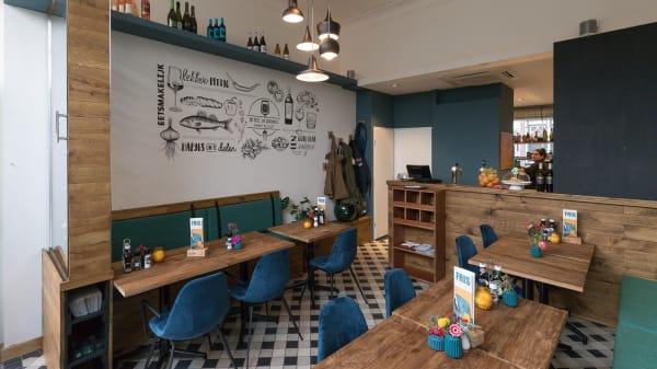 Restaurant - Pintxos y Bebidas | Bites 'n Drinks, Delft
