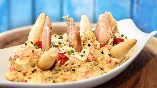 Sugerencia del chef - Sa Tuna, Sa Tuna