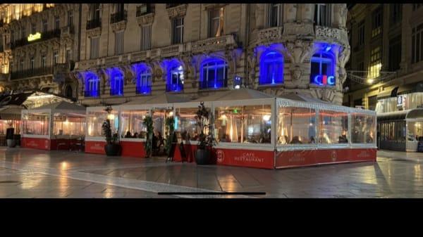LA GRANDE BRASSERIE - La Grande Brasserie, Montpellier