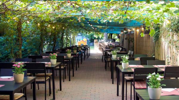 Terras - Turkoise - Turks specialiteitenrestaurant Eindhoven, Eindhoven