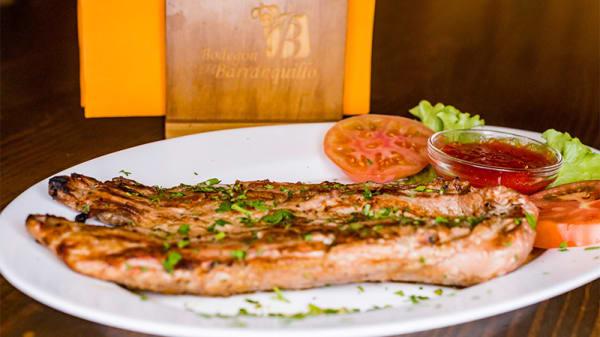 Sugerencia del chef - Bodegón El Barranquillo, La Perdoma