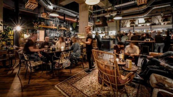 Restaurant - Baek Food & Drinks, Rotterdam