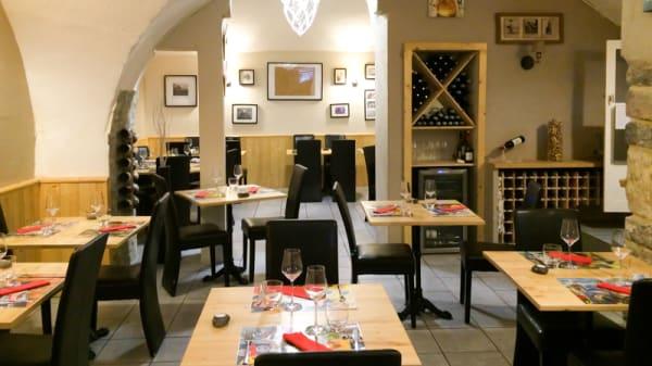 Vue de la salle - Le Verre y Table, Clermont-Ferrand