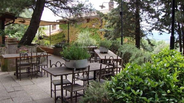 Terrazza - Agriturismo Malvarina, Assisi