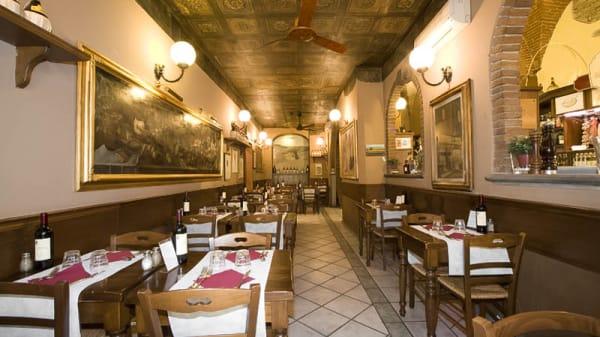 sala - Giannino in San Lorenzo, Firenze
