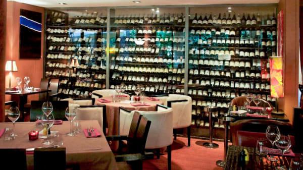 le choix des vins - Le Prose - Hôtel Méditerranée, La Grande-Motte