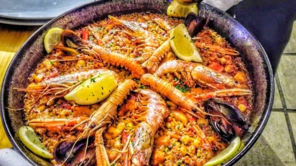 Sugerencia del chef - La pascana - Menorca, Cap d'Artrutx