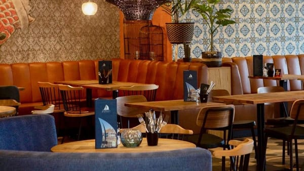 het restaurant - Restaurant Pieterman, Volendam